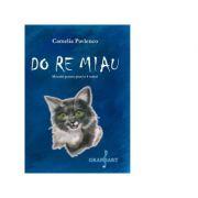 DO RE Miau. Metoda pentru pian la 4 maini - Camelia Pavlenco
