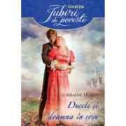 Ducele si doamna in rosu - Lorraine Heath