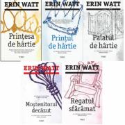 Seria Familia Royal, autor Erin Watt - Pachet 5 volume