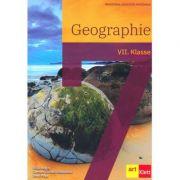 Geographie. VII. Klasse - Silviu Negut, Carmen Camelia-Radulescu, Ionut Popa