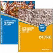 Istorie. Manual pentru clasa a IV-a, semestrul I si semestrul al II-lea. Contine editia digitala - Zoe Petre
