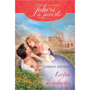 Lectia de seductie - Sabrina Jeffries