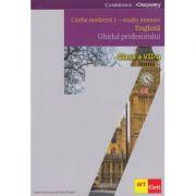 Limba moderna 1 - Engleza INTENSIV clasa a VII-a. Ghidul profesorului. Eyes Open, Teacher's Book - Garan Holcombe, Ioana Tudose
