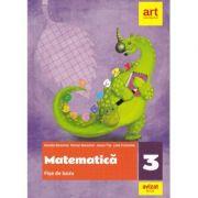 Matematica. Fise de lucru. Clasa a III-a - Daniela Berechet, Florian Berechet, Jeana Tita, Lidia Costache