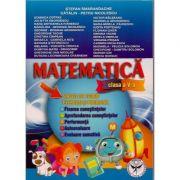 Matematica Clasa a V-a. Exercitii si probleme. Sinteze si teorie - Stefan Smarandache