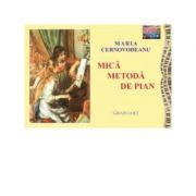 Mica metoda de pian (editia a 7-a color) - Maria Cernovodeanu