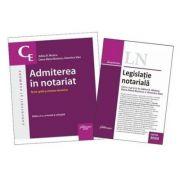 Pachet Admiterea in notariat 2020 - Adina R. Motica, Oana-Elena Buzincu, Veronica Stan
