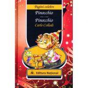 Pinocchio (editie bilingva romana-engleza) - Carlo Collodi