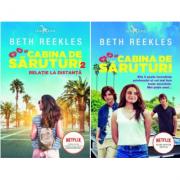 Pachet Cabina de saruturi - Volumele 1 si 2, autor Beth Reekles