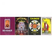 Pachet Totul despre Tarot - Contine 4 volume