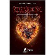 Regina de foc - Laura Sebastian