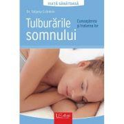 Tulburarile somnului. Cunoasterea si tratarea lor - Dr. Tatjana Crönlein
