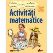 Activitati matematice pentru grupa mijlocie - Florica Ancuta
