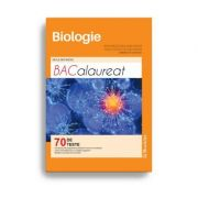 Biologie - Bacalaureat - 70 de teste - Anatomie si fiziologie umana. Genetica si ecologie umana - clasele XI-XII - Ed. Booklet