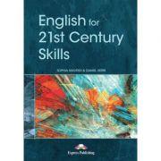 Carte de metodica in limba engleza English for 21st Century skills. Material pentru profesor - Sophia Mavridi