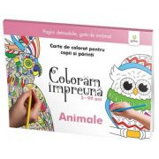 Coloram impreuna. Animale