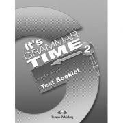 Curs de gramatica limba engleza It's Grammar Time 2 Teste - Jenny Dooley, Virginia Evans