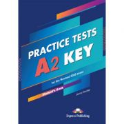 Curs engleza Practice Tests A2 Key for the Revised 2020 Exam Class CDs set of 5 - Jenny Dooley
