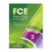 Curs Examen Cambridge FCE Practice Exam Papers 2 Manualul elevului cu Digibook App - Virginia Evans