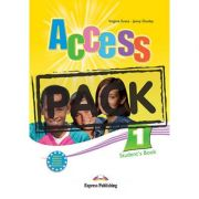Curs limba engleza Access 1 Pachetul elevului cu ieBook - Virginia Evans, Jenny Dooley