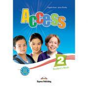 Curs limba engleza Access 2 Audio CD, set 4 CD