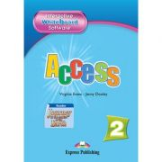 Curs limba engleza Access 2 Software pentru tabla interactiva - Virginia Evans, Jenny Dooley