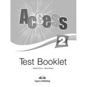 Curs limba engleza Access 2 Teste - Virginia Evans, Jenny Dooley