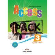 Curs limba engleza Access 3 Pachetul profesorului - Virginia Evans, Jenny Dooley