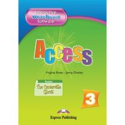 Curs limba engleza Access 3 Software pentru tabla interactiva - Virginia Evans, Jenny Dooley