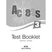 Curs limba engleza Access 3 Teste - Virginia Evans, Jenny Dooley