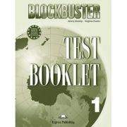 Curs limba engleza Blockbuster 1 Teste - Jenny Dooley, Virginia Evans