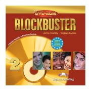 Curs limba engleza Blockbuster 2 DVD-ROM - Jenny Dooley, Virginia Evans