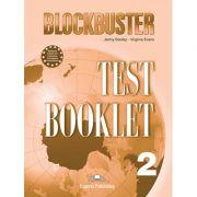 Curs limba engleza Blockbuster 2 Teste - Jenny Dooley, Virginia Evans