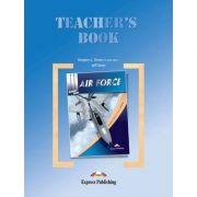 Curs limba engleza Career Paths Air Force Manualul profesorului - Gregory L. Gross