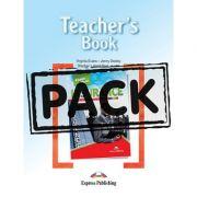 Curs limba engleza Career Paths Insurance Teacher's Pack - Virginia Evans