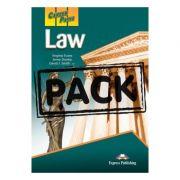 Curs limba engleza Career Paths Law Pachetul elevului - Virginia Evans, Jenny Dooley David J. Smith