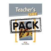 Curs limba engleza Career Paths Mechanics Teacher's Pack - Jim D. Dearholt