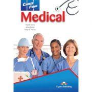 Curs limba engleza Career Paths Medical Student's Book with Digibooks App - Virginia Evans, Jenny Dooley, Trang M. Tran