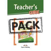 Curs limba engleza Career Paths Nutrition & Dietetics Teacher's Pack with Teacher's Guide - Angela Christaki, Jenny Dooley