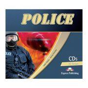 Curs limba engleza Career Paths Police Audio CD - John Taylor, Jenny Dooley