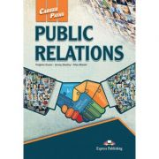 Curs limba engleza Career Paths Public Relations Student's Pack with Digibooks App - Virginia Evans, Jenny Dooley, Max Bloom