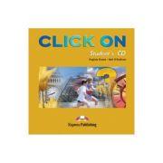 Curs limba engleza Click On 3 Audio CD elev - Virginia Evans, Neil O'Sullivan