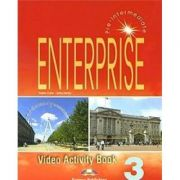 Curs limba engleza Enterprise 3 Video Activity Book - Virginia Evans, Jenny Dooley