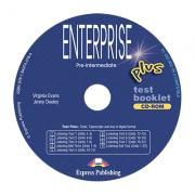 Curs limba engleza Enterprise Plus Tests CD-ROM - Virginia Evans, Jenny Dooley