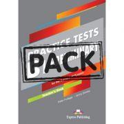 Curs limba engleza examen Cambridge B1 Preliminary Practice Tests for the Revised 2020 Exam Manualul profesorului cu Digibooks App - Peter Fullagar, Jenny Dooley