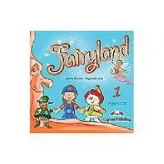Curs limba engleza Fairyland 1 Audio CD elev - Jenny Dooley, Virginia Evans