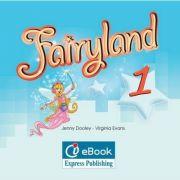 Curs limba engleza Fairyland 1 ieBook - Jenny Dooley