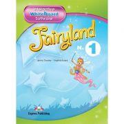 Curs limba engleza Fairyland 1 Soft pentru tabla interactiva - Jenny Dooley, Virginia Evans