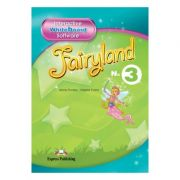 Curs limba engleza Fairyland 3 Soft pentru tabla interactiva - Jenny Dooley, Virginia Evans