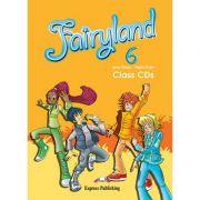 Curs limba engleza Fairyland 6 Audio. Set 4 CD - Jenny Dooley, Virginia Evans